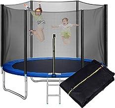 Jump Trampoline Beschermnet Anti-Fall Trampoline Bescherming Net Trampoline Behuizing Veiligheidsnet Outdoor Trampoline vo...
