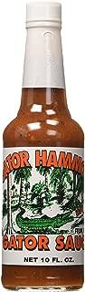 Gator Hammock, Hot Sauce Sauce, 10 Fl Oz