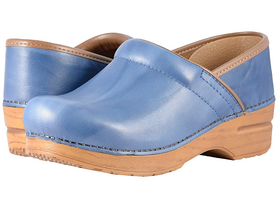Dansko Professional (Blue Scrunch) Women