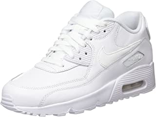 5f4eb4ca Nike Air MAX 90 Leather, Zapatillas Unisex Niños