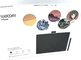 WACOM ペンタブレット(ベリーピンク)Wacom Intuos Medium ワイヤレス CTL-6100WL/P0