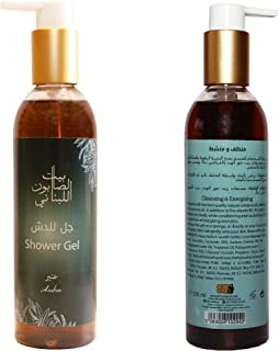 Bayt Al Saboun Al Loubnani Amber Shower Gel - 250 ml