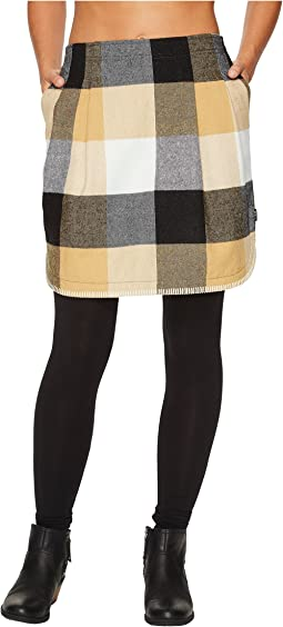 Richville II Wool Skirt