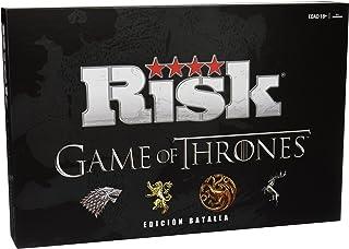 Juego De Tronos- Risk Ed. Batalla Edición Juego de Mesa,