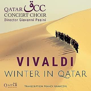 The Four Seasons: 'Winter' in F Minor, RV 297: Allegro non Molto (Choral Version)