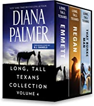 Long, Tall Texans Collection Volume 4: Long, Tall Texans: EmmettLong, Tall Texans: ReganThat Burke Man