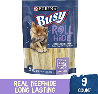Purina Busy Real Beefhide Dog Chews