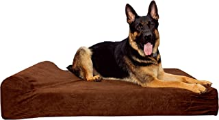 SIMIEN Large and XL Dog Bed-- XL Waterproof Liner Included -- 9