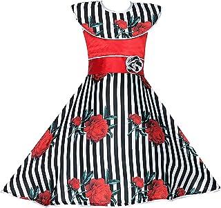 ANVI JEWELLERS Girls' Maxi Dress