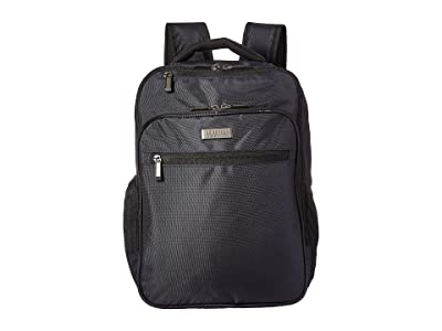 Kenneth Cole Reaction 16 EZ Scan RFID Computer Backpack (Navy) Backpack Bags