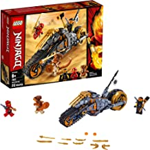 LEGO Ninjago Cole's Dirt Bike 70672 Building Kit, New 2019 (212 Pieces)