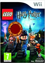 Lego Harry Potter: Years 1-4 (Wii) - PAL