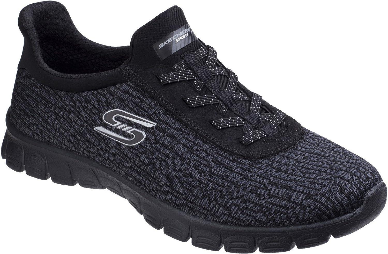 Skechers Womens E Z Flex 3.0 Swift N Sly Fashion Sneaker