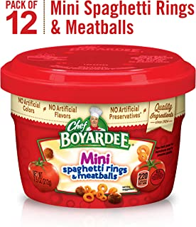 Best jumbo spaghetti and meatballs Reviews