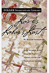 Love's Labor's Lost (Folger Shakespeare Library) (English Edition) eBook Kindle
