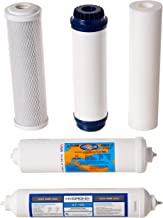 Fluoride Removes Virus Arsenic and MUCH MORE Abundant Flow Water Systems DRO-Gamm Bacteria 6 Stage Zoie Gamma Reverse Osmosis Water Filter System With UV Sterilizer Light 50 gaped Drinking Water RO FREE FLOWLOK Leak Protection System Included Lead