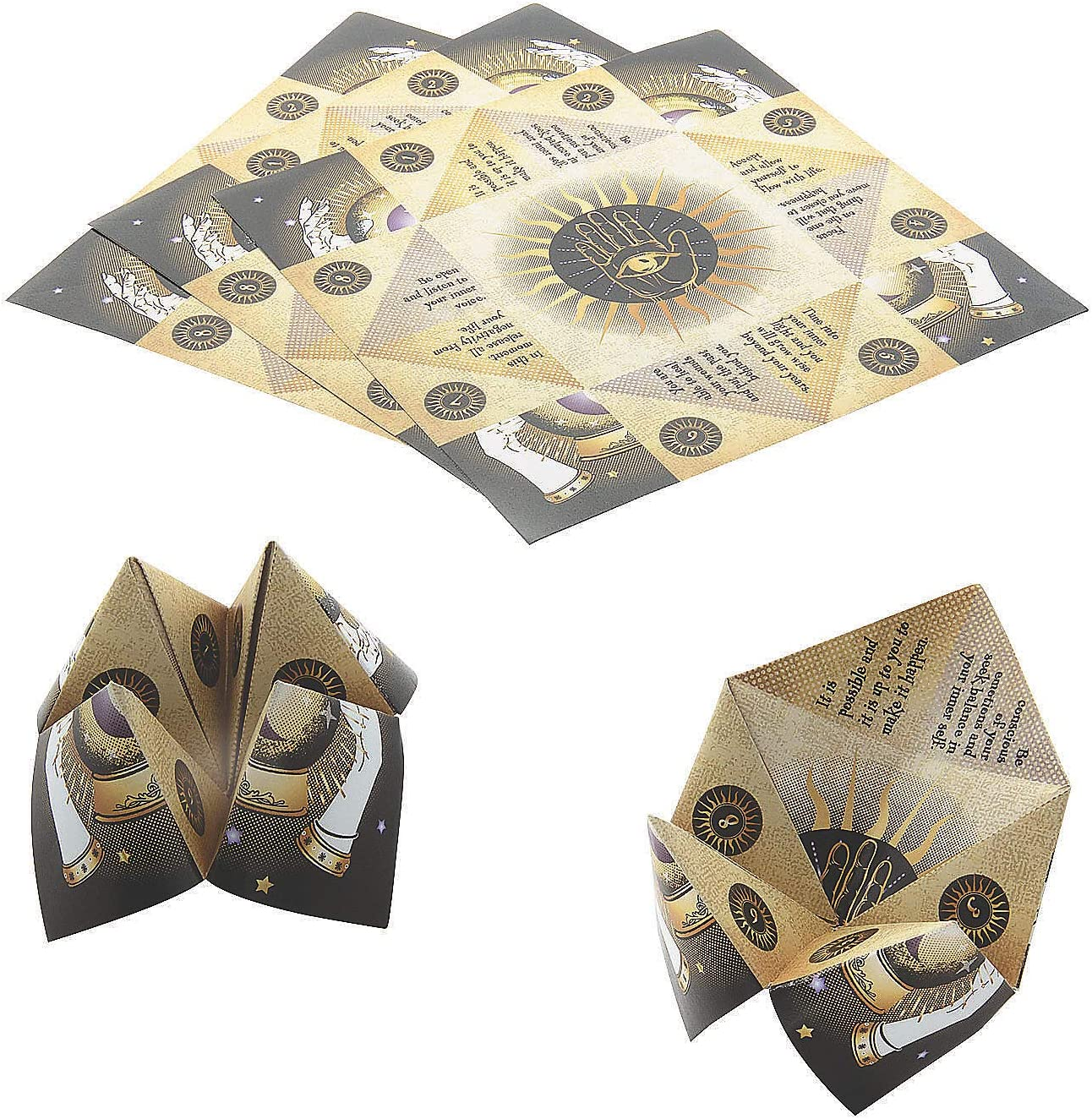 Fun Express Max 45% OFF Fortune Teller Games - Sale and Favors an Halloween Party