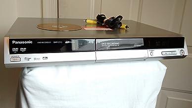 Panasonic DVD Recorder Player DMR-ES10 DIGA DVD-RAM Burner. Silver. DVD Audio / Progressive Scan, RAM Compatible, VCRplus+...