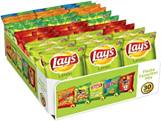 Frito-Lay Fiesta Favorites Variety Pack (30 ct.) ES