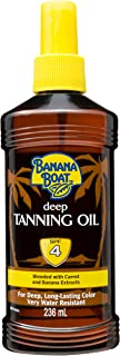 Banana Boat 236 ml Tanning Oil Spf 4