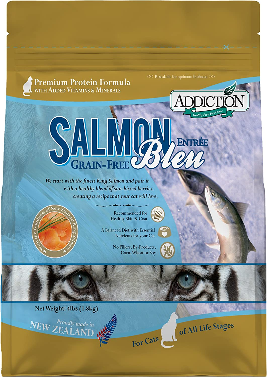 Addiction Grain Free Cat Dry Today's Baltimore Mall only Food