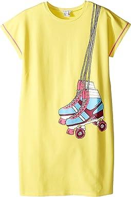 Little Marc Jacobs - Essential Jersey Dress (Big Kids)