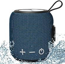 Portable Bluetooth Speaker,SANAG Bluetooth 5.0 Dual Pairing Loud Wireless Mini Speaker,..