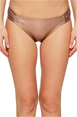 Kate Spade New York - Stinson Beach #71 Side Shirred Bikini Bottom