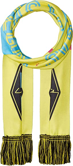 HD4 Blue/Yellow Scarf