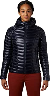 Women's Ghost Whisperer/2 Down Hoody Insulated Jacket for Everyday, Hiking and Skiing Packable and Water-Resistant with 800-Fill Down