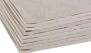 Meister Seidenpapier 75 x 50 cm-1 kg-25 g/m² Grammatur-100% recycelt-Ideal zum Schutz empfindlicher Gegenstände beim Umzug/Packseide/Geschirrpapier/Füllmaterial zum Auspolstern / 4172250