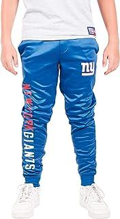 Ultra Game NFL Boys High Performance Moisture Wicking Fleece Jogger Sweatpants