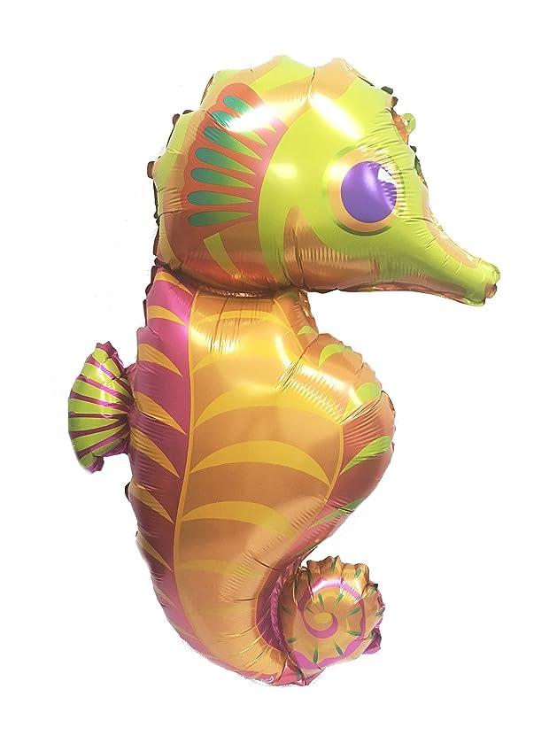 Ovee Lando Seahorse Foil Balloon 30