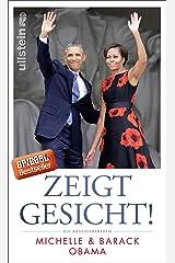 Zeigt Gesicht!: Die Abschiedsreden (German Edition) Kindle Edition