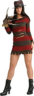 Secret Wishes Women's Nightmare on Elm Street Miss Krueger Costume
