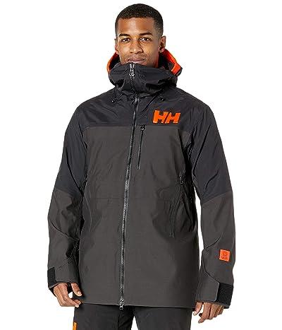 Helly Hansen Straightline Lifaloft Jacket (Ebony) Men