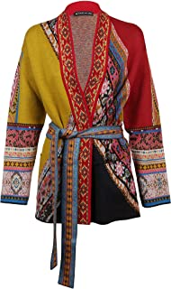 ETRO Luxury Fashion Womens 1821291750750 Multicolor Cardigan | Fall Winter 19