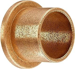 16.0 MM Bore x 22.0 MM OD x 28.0 MM Length 16.0 MM Flange OD x 3.0 MM Flange Thickness Bunting Bearings FFM016022016 Flanged Metric Bearings Powdered Metal SAE 841