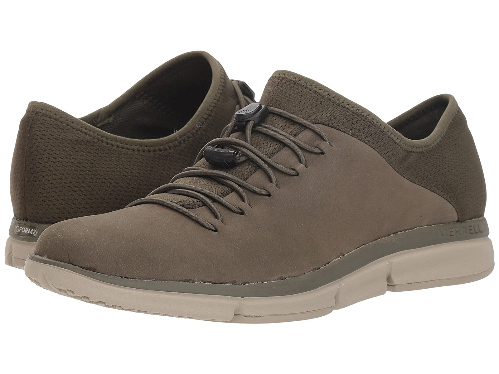 Merrell Zoe Sojourn Lace Leather Q2Atmospheric grades have affordable shoes