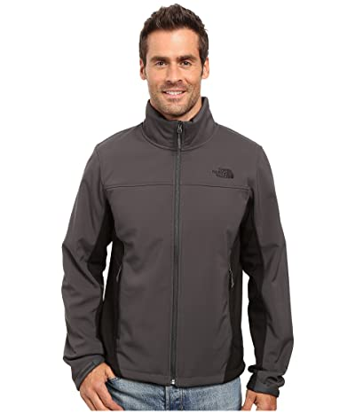 The North Face Apex Chromium Thermal Jacket (Asphalt Grey/TNF Black) Men