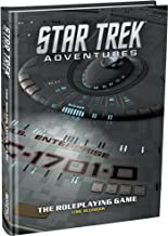 Modiphius Entertainment Star Trek Adventures Core Rulebook Collector's Edition Role Playing Game