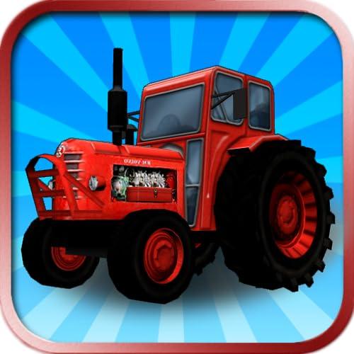 Tractor Farm Driver 3D free Driving Simulator