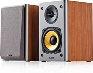 New SPE-R1000T4-BLACK R1000T4-BLACK, EDIFIER R1000T4 Ultra-Stylish Active BOOKSELF Speaker - UNCOMPROMISING Sound Quality ...