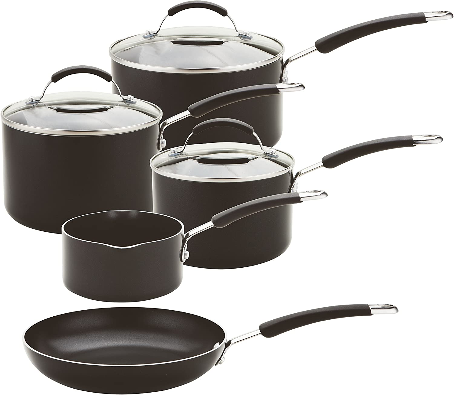 Ranking TOP5 Meyer Milkpan Saucepans and Frypan 5-10 Popular brand in the world Set Guarantee-N Year of