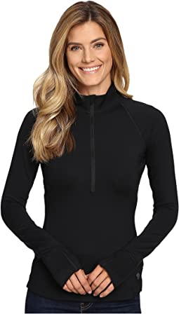 Butterlicious™ Long Sleeve 1/2 Zip Top