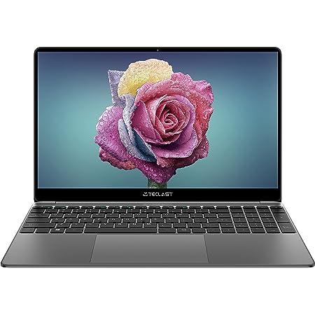 TECLAST F15S Ordenador Portátil 6GB ROM 128GB SSD, Portátil 15,6 Pulgadas,Laptop Intel Celeron N3350 Graphics 500 2.4GHz,4K,1920×1080,Windows10 Notebook,Bluetooth4.2,USB3.0 Mini-HDMI,Batería 38000mWh