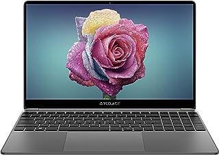 TECLAST F15S Ordenador portátil 15,6 Pulgadas 6GB+128GB Ordenadores portátiles Intel Celeron N3350,1920×1080 de Windows10 PC Laptop(TF Expandible/5GWIFI/Bluetooth4.2/USB3.0 Mini-HDMI/Batería 38000mWh)