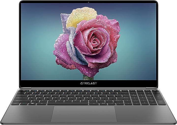 Pc portatile 15.6 pollici intel apollo lake processore fino a 2.4 ghz 4k teclast f15s notebook B08YRGVTK1