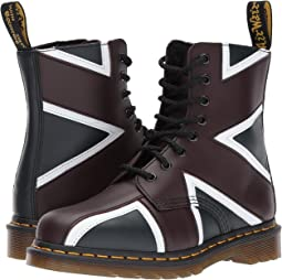 Dr. Martens - Union Jack Pascal 8-Eye Boot