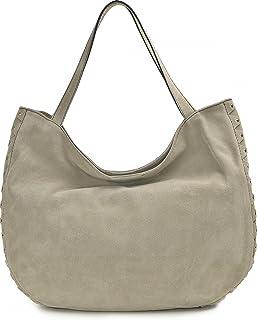 db2d3a46fd GIANNI CHIARINI , Sac pour femme à porter à l'épaule gris gris clair